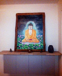 Buddha i receptionen