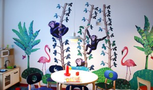 Chimpanseskoven