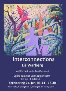 Interconnections plakat